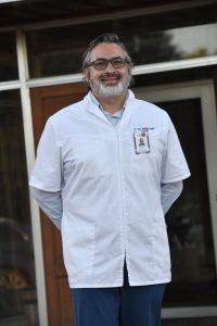 Lucio Pontigo, vicepresidente Colmed Los Ríos